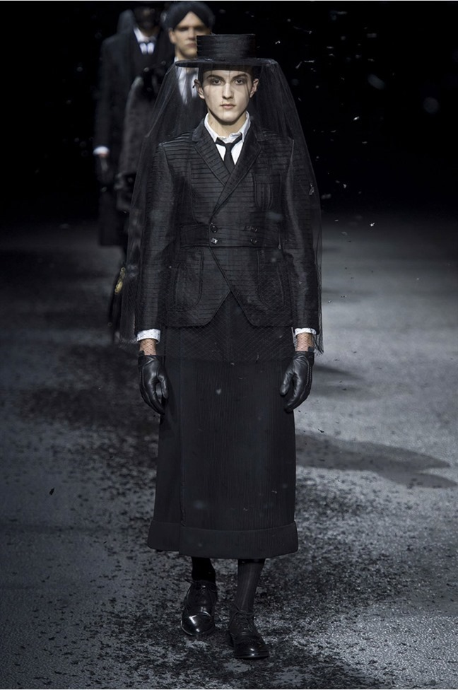 PARIS FASHION WEEK Thom Browne Fall 2015. www.imageamplified.com, Image Amplified (22)