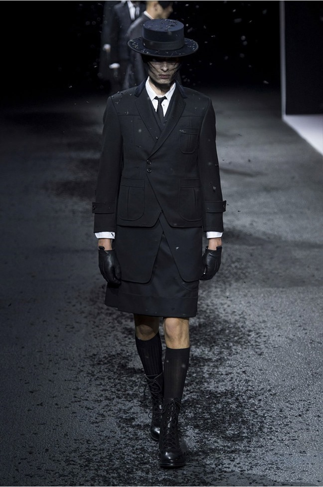 PARIS FASHION WEEK Thom Browne Fall 2015. www.imageamplified.com, Image Amplified (25)
