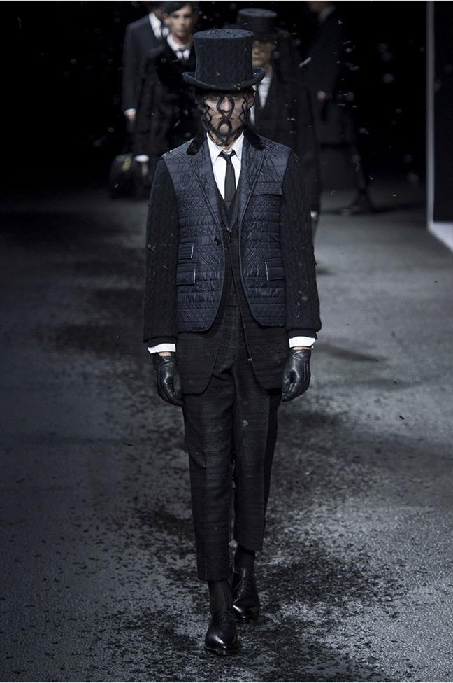 PARIS FASHION WEEK Thom Browne Fall 2015. www.imageamplified.com, Image Amplified (27)