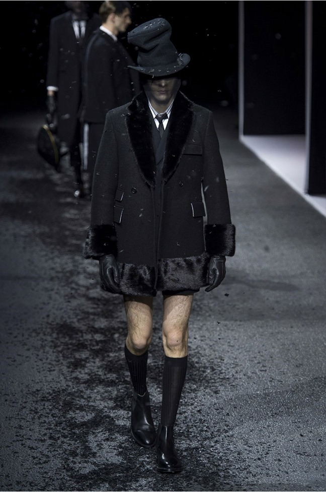 PARIS FASHION WEEK Thom Browne Fall 2015. www.imageamplified.com, Image Amplified (38)