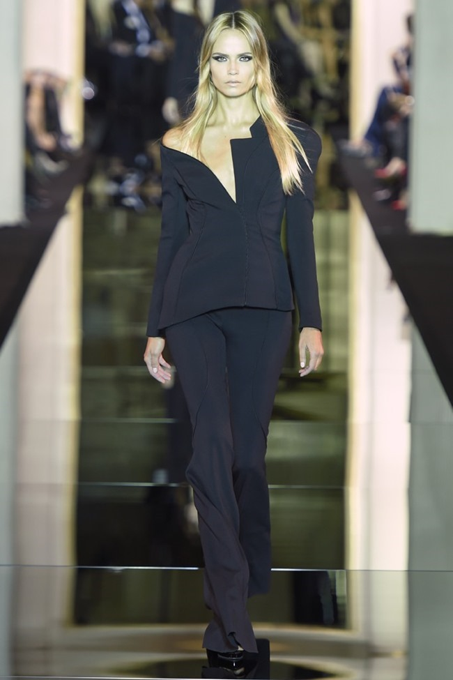 PARIS HAUTE COUTURE Atelier Versace Couture Spring 2015. www.imageamplified.com, Image Amplified (1)