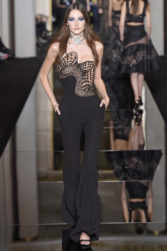 PARIS HAUTE COUTURE Atelier Versace Couture Spring 2015. www.imageamplified.com, Image Amplified (37)