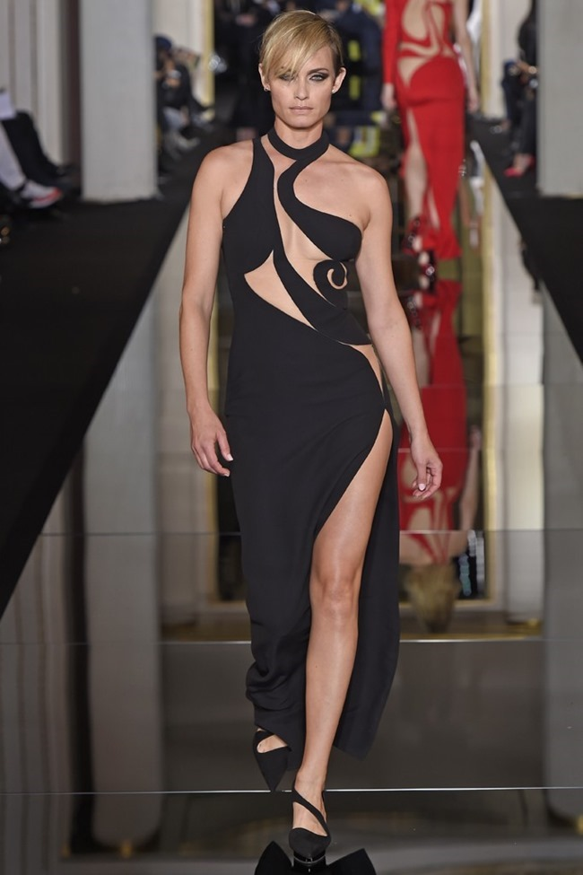 PARIS HAUTE COUTURE Atelier Versace Couture Spring 2015. www.imageamplified.com, Image Amplified (46)