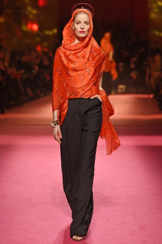 PARIS HAUTE COUTURE Schiaparelli Couture Spring 2015. www.imageamplified.com, Image Amplified (2)