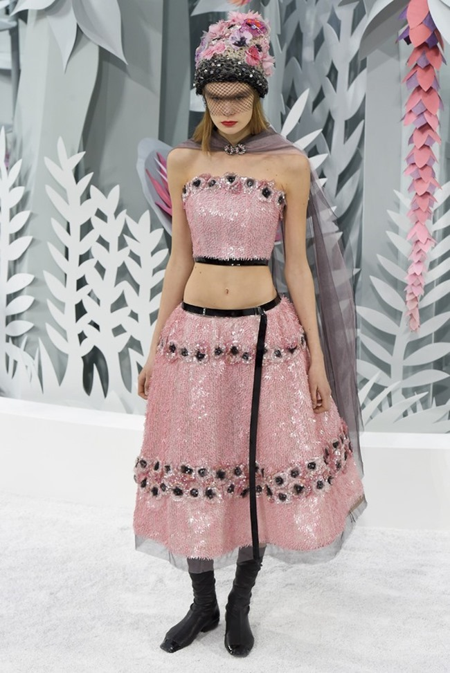 PARIS HAUTE COUTURE Chanel Couture Spring 2015. www.imageamplified.com, Image Amplified (69)