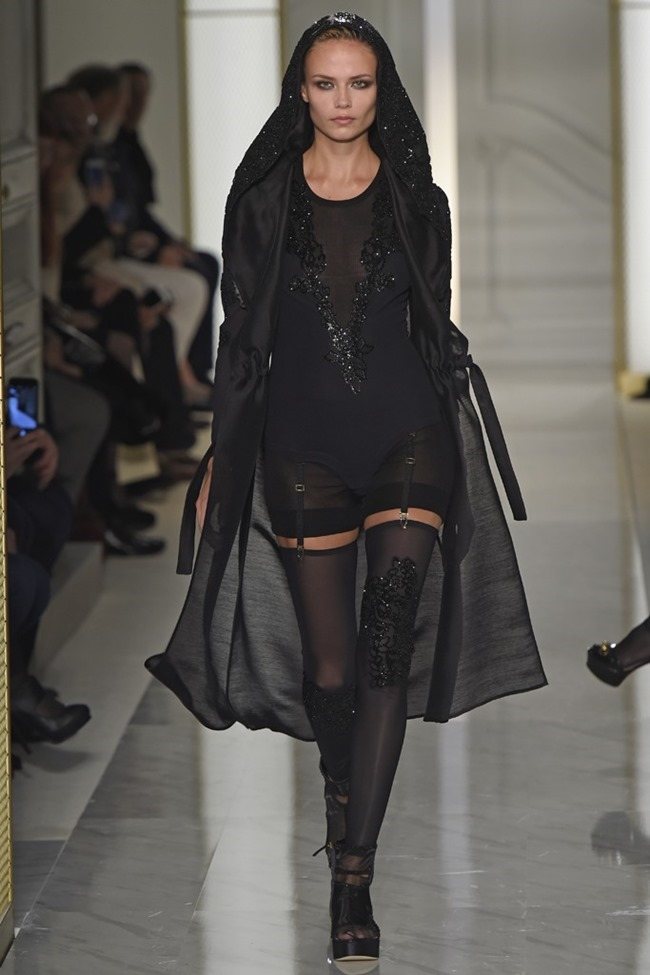 PARIS HAUTE COUTURE La Perla Atelier Couture Spring 2015. www.imageamplified.com, Image Amplified (1)