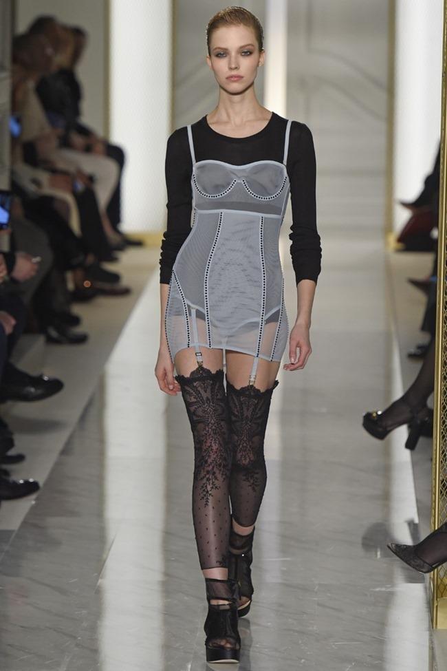 PARIS HAUTE COUTURE La Perla Atelier Couture Spring 2015. www.imageamplified.com, Image Amplified (10)