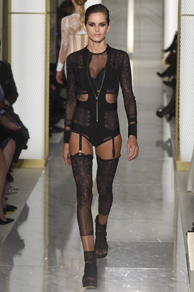 PARIS HAUTE COUTURE La Perla Atelier Couture Spring 2015. www.imageamplified.com, Image Amplified (33)