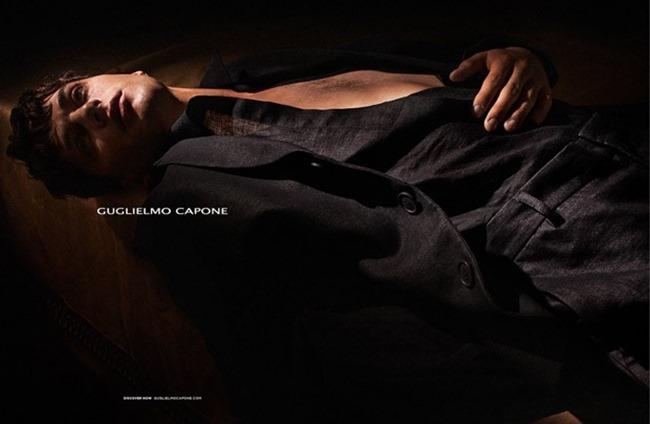 CAMPAIGN Matthew Bell for Guglielmo Capone Spring 2015 by Van Mossevelde   N. Nik Piras, www.imageamplified.com, Image Amplified (2)