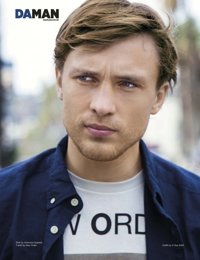 DAMAN MAGAZINE William Moseley by Jon Norris. Alexa Rangroummith Green, Spring 2015, www.imageamplified.com, Image Amplified (5)