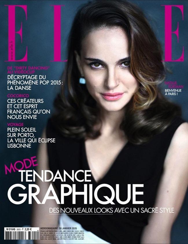 ELLE FRANCE Natalie Portman by Mathieu Cesar. Tamara Taichman, Spring 2015, www.imageamplified.com, Image Amplified (2)