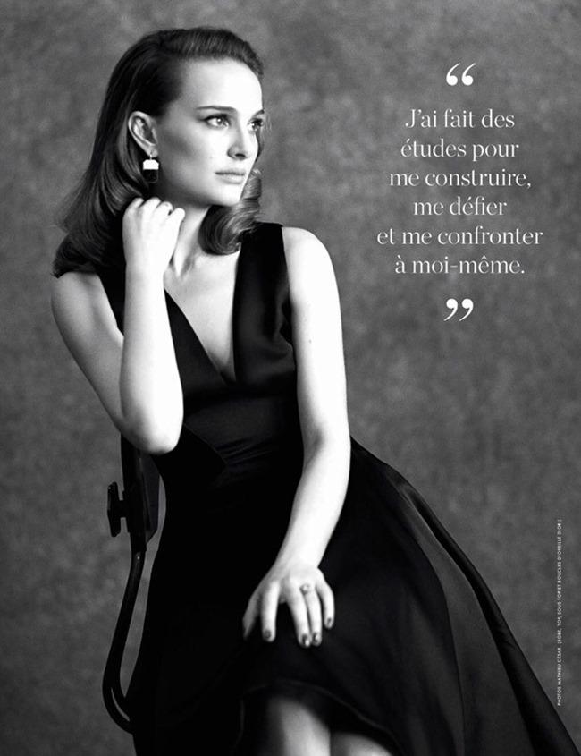 ELLE FRANCE Natalie Portman by Mathieu Cesar. Tamara Taichman, Spring 2015, www.imageamplified.com, Image Amplified (5)