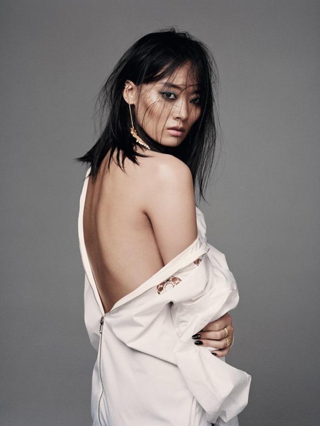 ELLE UK Li Xiao Xing by Bjarne Jonasson. Anne-Marie Curtis, March 2015, www.imageamplified.com, Image Amplified (3)