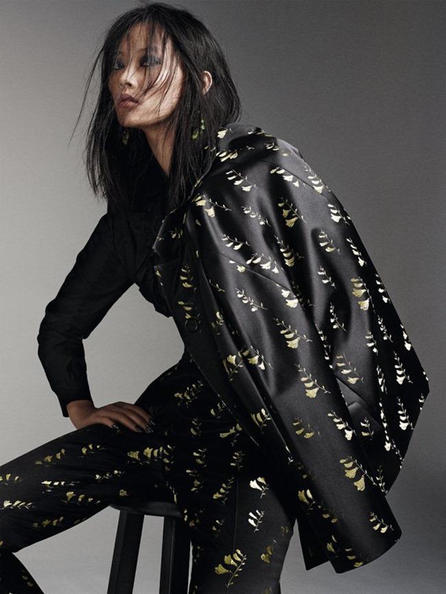 ELLE UK Li Xiao Xing by Bjarne Jonasson. Anne-Marie Curtis, March 2015, www.imageamplified.com, Image Amplified (6)