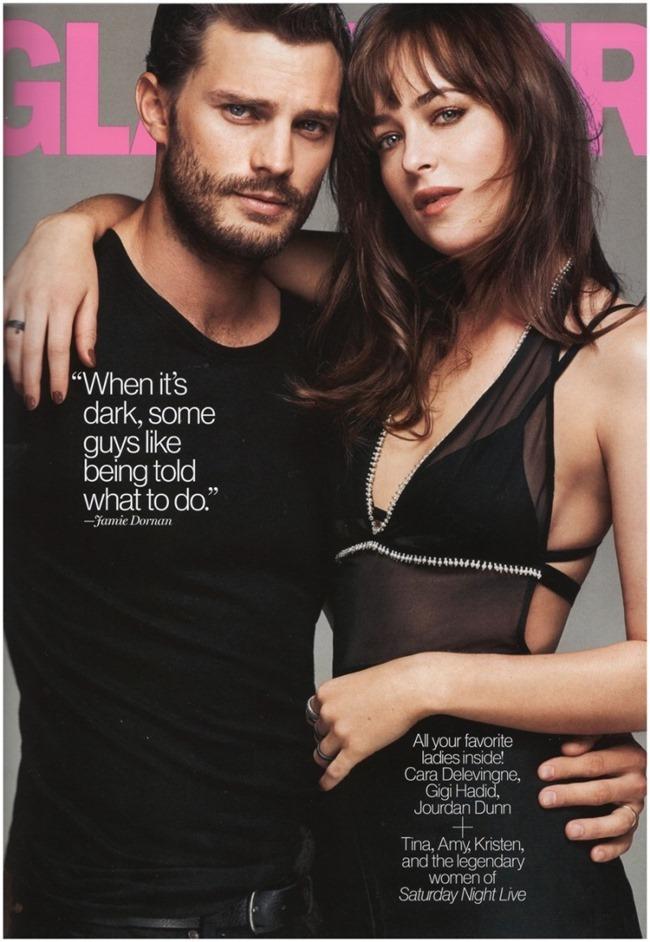 GLAMOUR MAGAZINE Jamie Dornan & Dakota Johnson by Steven Pan. Laura Ferrara, March 2015, www.imageamplified.com, Image Amplified (4)
