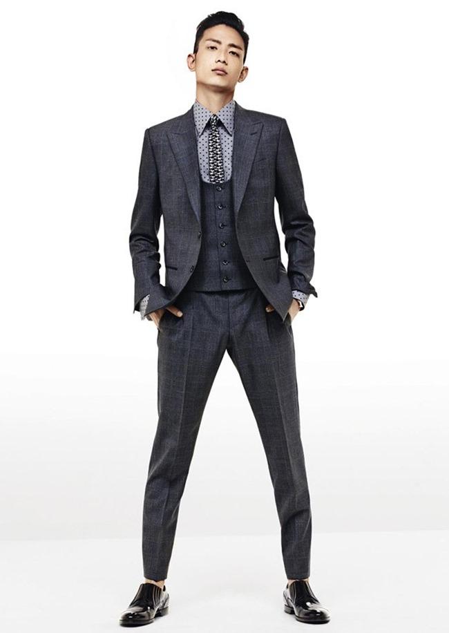 LOOKBOOK Dolce & Gabbana Spring 2015. www.imageamplified.com,  Image Amplified (14)