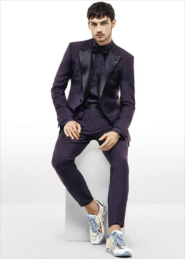 LOOKBOOK Dolce & Gabbana Spring 2015. www.imageamplified.com,  Image Amplified (40)
