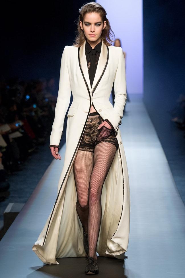 PARIS HAUTE COUTURE Jean Paul Gaultier Haute Couture Spring 2015. www.imageamplified.com, Image Amplified (7)