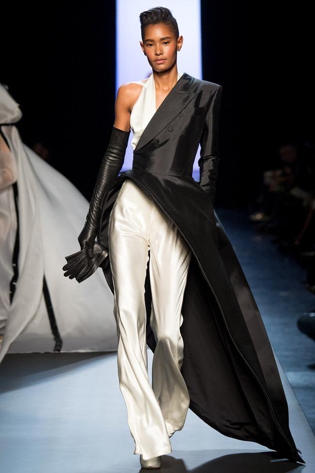 PARIS HAUTE COUTURE Jean Paul Gaultier Haute Couture Spring 2015. www.imageamplified.com, Image Amplified (42)