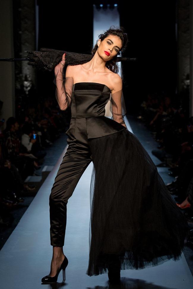 PARIS HAUTE COUTURE Jean Paul Gaultier Haute Couture Spring 2015. www.imageamplified.com, Image Amplified (59)