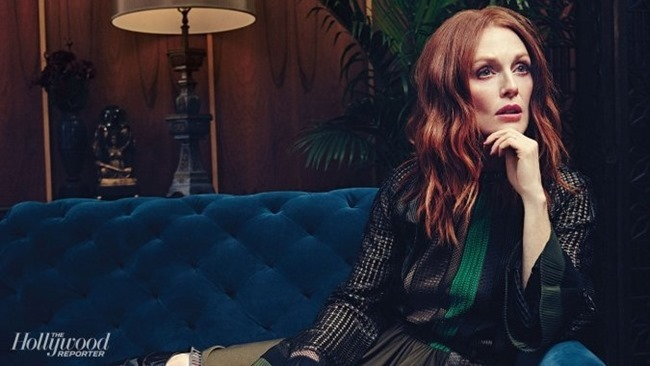 THE HOLLYWOOD REPORTER Julianne Moore by Miler Mobley. February 2015, www.imageamplified.com, Image Amplified (4)