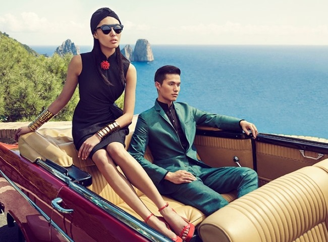 CAMPAIGN Dae Na & Bonnie Chan for Shanghai Tang Spring 2015. www.imageamplified.com, Image Amplified (4)