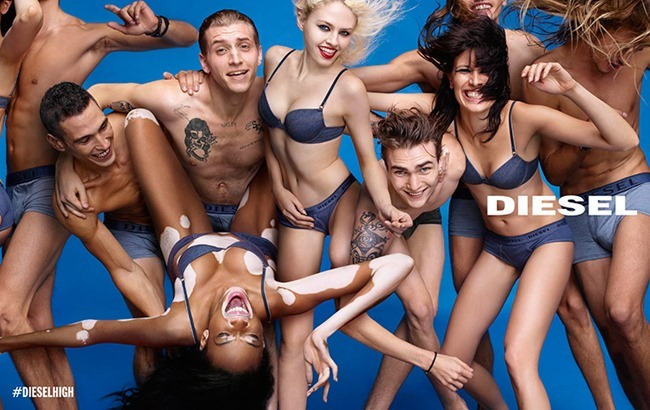 CAMPAIGN Diesel Spring 2015 by Nick Knight. Nicola Formichetti, www.imageamplified.com, Image Amplified (8)