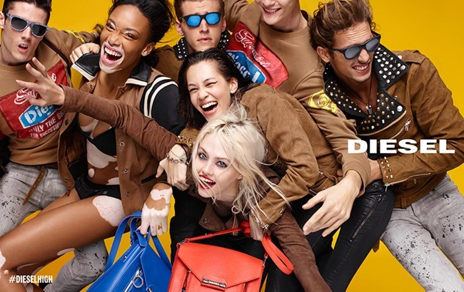 CAMPAIGN Diesel Spring 2015 by Nick Knight. Nicola Formichetti, www.imageamplified.com, Image Amplified (4)