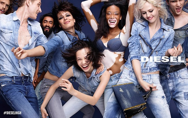 CAMPAIGN Diesel Spring 2015 by Nick Knight. Nicola Formichetti, www.imageamplified.com, Image Amplified (6)
