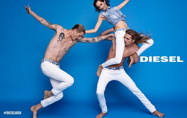 CAMPAIGN Diesel Spring 2015 by Nick Knight. Nicola Formichetti, www.imageamplified.com, Image Amplified (7)