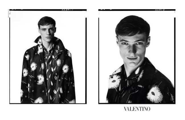 CAMPAIGN George Barnett, Matthieu Gregoire & Tommaso de Benedictis for Valentino Spring 2015. www.imageamplified.com, Image Amplified (4)
