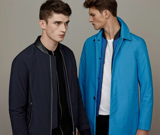 CAMPAIGN Matthew Holt & John Todd for Reiss Menswear Collection Spring 2015. www.imageamplified.com, Image Amplified (3)