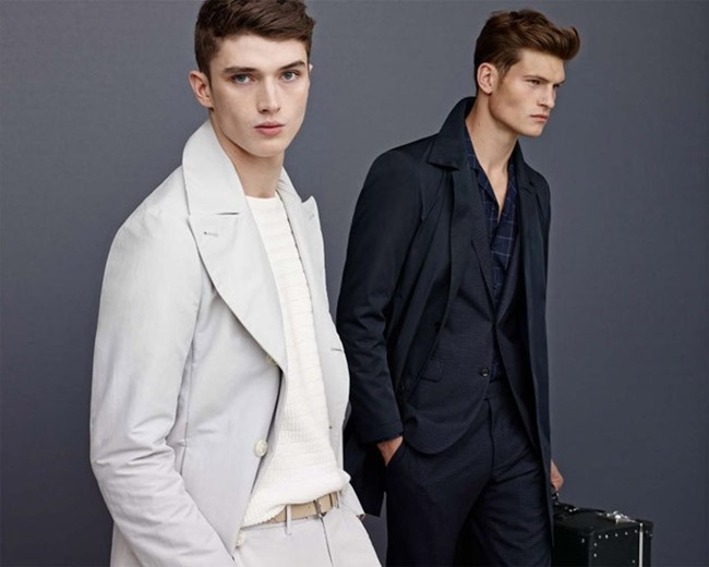 CAMPAIGN Matthew Holt & John Todd for Reiss Menswear Collection Spring 2015. www.imageamplified.com, Image Amplified (5)