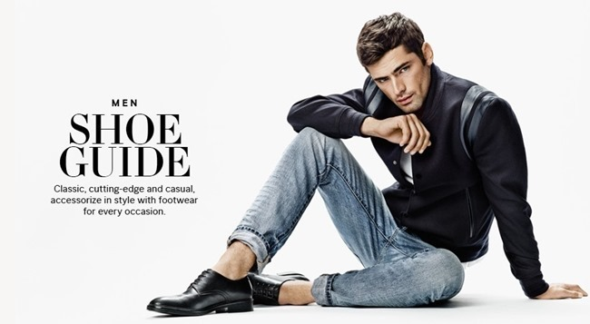 CAMPAIGN Sean O'Pry for H&M Spring 2015. www.imageamplified.com, Image Amplified (1)