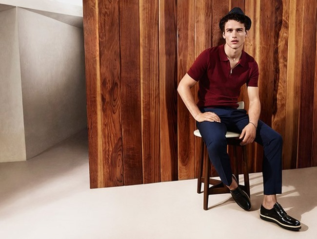 CAMPAIGN Simon Nessman & Nathaniel Visser for River Island Spring 2015 by Emma Summerton. Edward Enninful, www.imageamplified.com, Image Amplified (2)