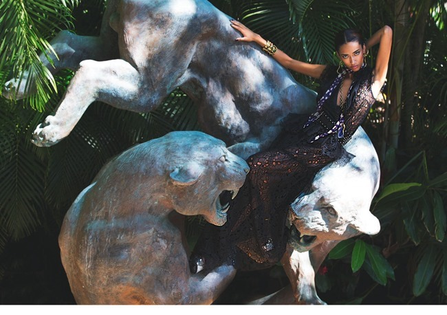 PORTER MAGAZINE Anais Mali by David Bellemere. Melanie Huynh, Spring 2015, www.imageamplified.com, Image Amplified (3)