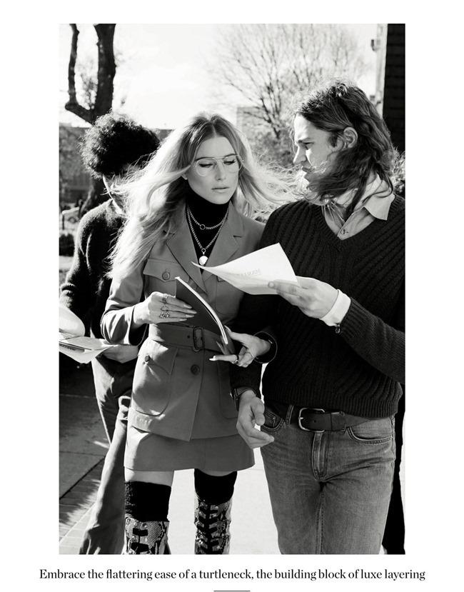 PORTER MAGAZINE Dree Hemingway & Miles McMillan by Sebastian Faena. Julia Von Boehm, Spring 2015, www.imageamplified.com, Image Amplified (4)