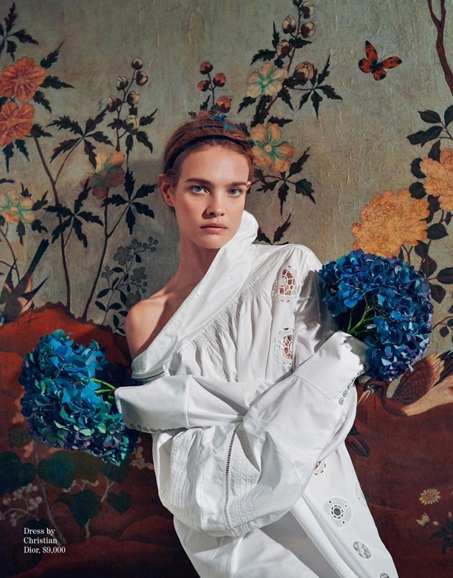 PORTER MAGAZINE Natalia Vodianova by Ryan McGinley. George Cortina, Spring 2015, www.imageamplified.com, Image Amplified (5)