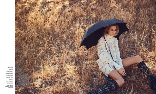 PORTER MAGAZINE Toni Garrn by Norman Jean Roy. Cathy Kasterine, Spring 2015, www.imageamplified.com, Image Amplified (3)