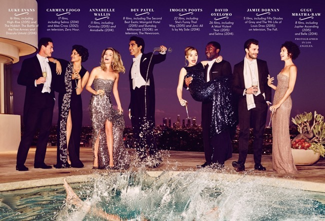 VANITY FAIR MAGAZINE The British Are Coming by Jason Bell. March 2015, www.imageamplified.com, Image Amplified (2)