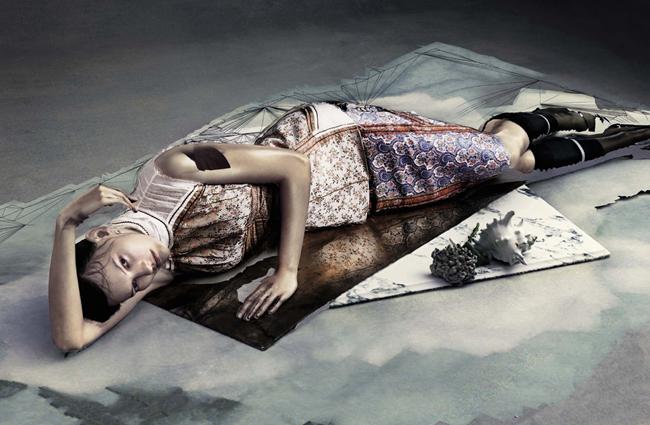 VOGUE ITALIA Amanda Murphy by Solve Sundsbo. Patti Wilson, February 2015, www.imageamplified.com, Image Amplified (7)