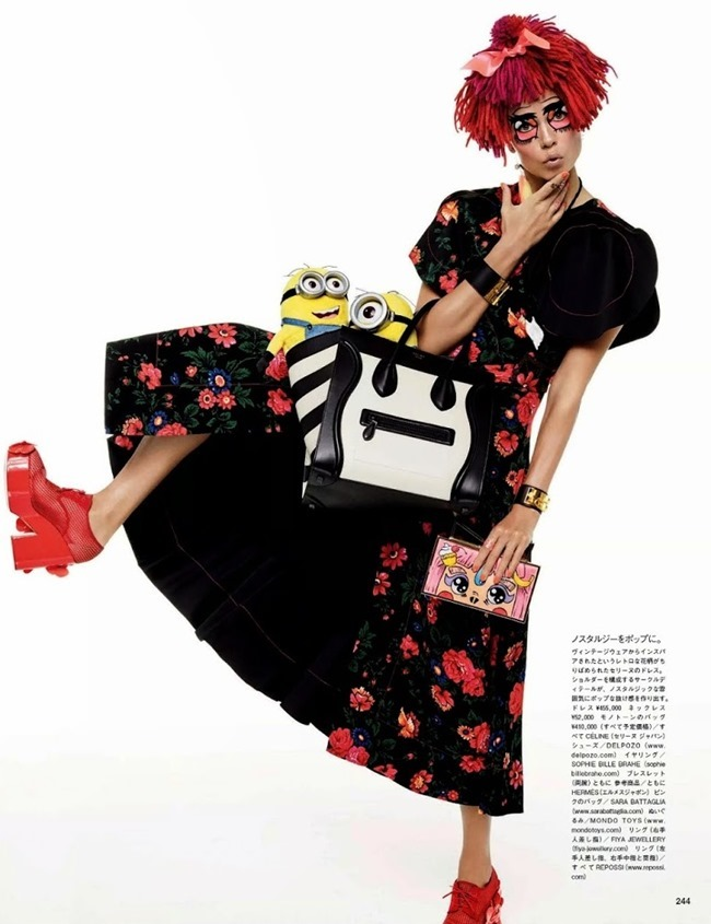 VOGUE JAPAN Natasha Poly by Gimapaolo Sgura. Anna Dello Russo, March 2015, www.imageamplified.com, Image Amplified (12)