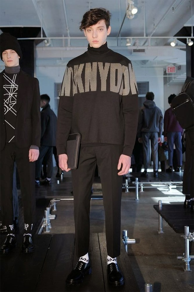 NEW YORK FASHION WEEK DKNY Fall 2015. www.imageamplified.com, Image Amplified (6)