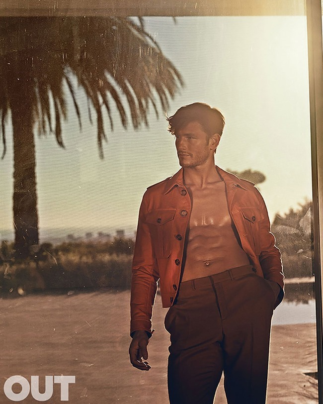 OUT MAGAZINE Parker Gregory by Mariano Vivanco. Grant Woolhead, Spring 2015, www.imageamplified.com, Image Amplified (4)