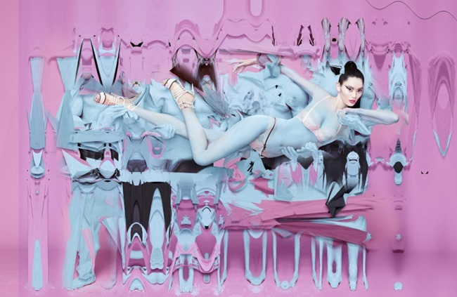 10 MAGAZINE Pin-Ups by Nick Knight. Sophia Neophitou-Apostolou, Spring 2015, www.imageamplified.com, Image Amplified (10)