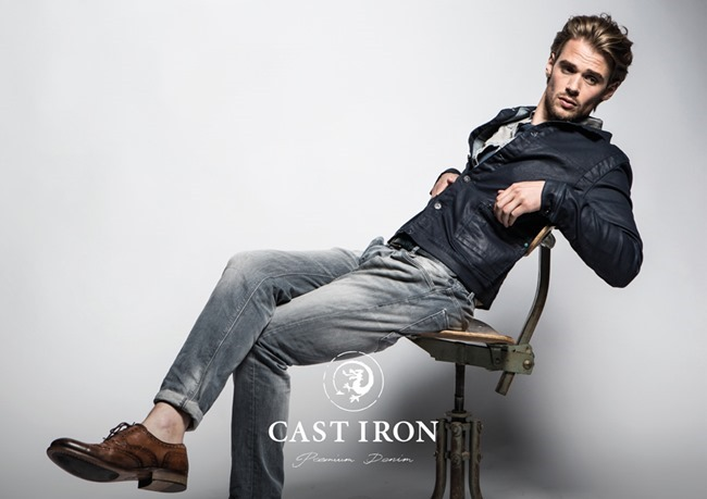 CAMPAIGN Bart Ackerman for Cast Iron Spring 2015. www.imageamplified.com, Image Amplified (2)
