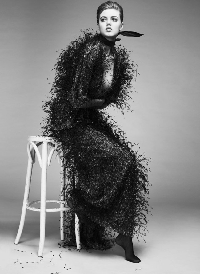 CR FASHION BOOK Lindsey Wixson by Anthony Maule. Carine Roitfeld, February 2015, www.imageamplified.com, Image Amplified (3)