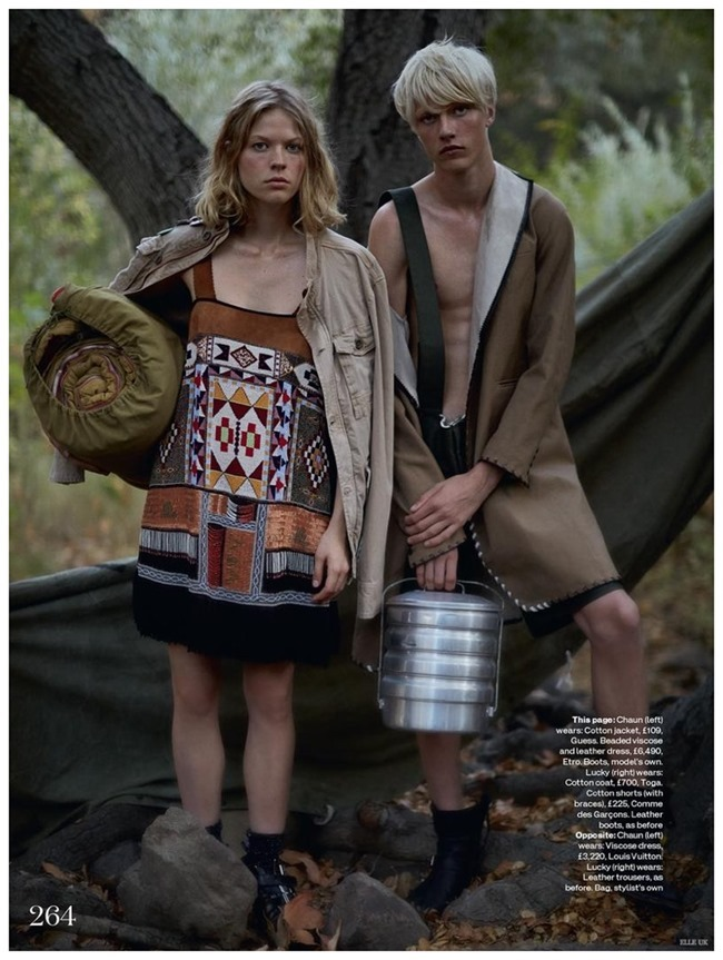 ELLE UK Darby Stephens & Chaun by Kai Z Feng. Anne-Marie Curtis, Spring 2015, www.imageamplified.com, Image Amplified (3)