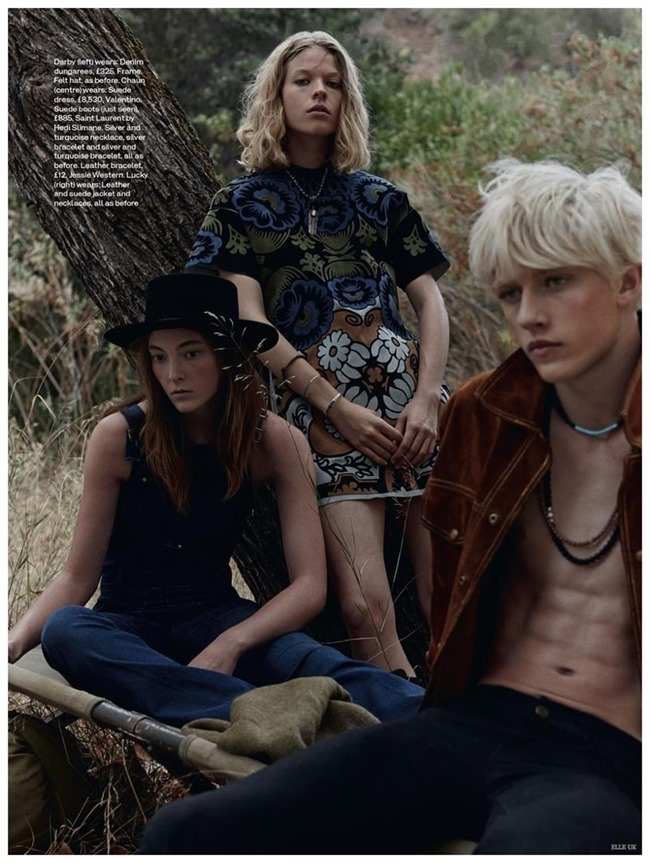 ELLE UK Darby Stephens & Chaun by Kai Z Feng. Anne-Marie Curtis, Spring 2015, www.imageamplified.com, Image Amplified (6)