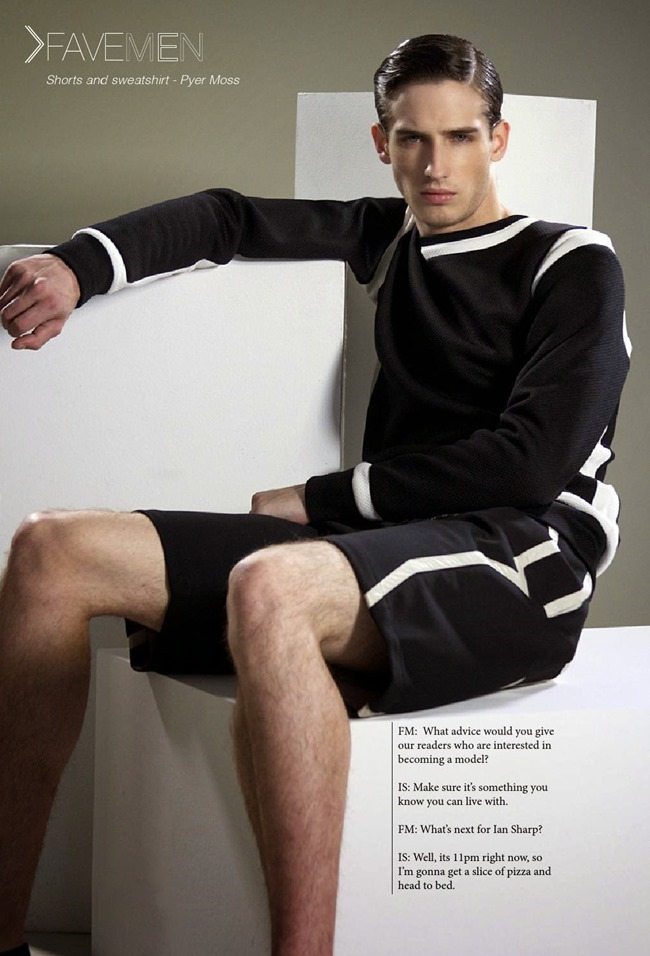 FAVE MEN Ian Sharp by Michael del Buono. Spring 2015, www.imageamplified.com, Image Amplified (2)